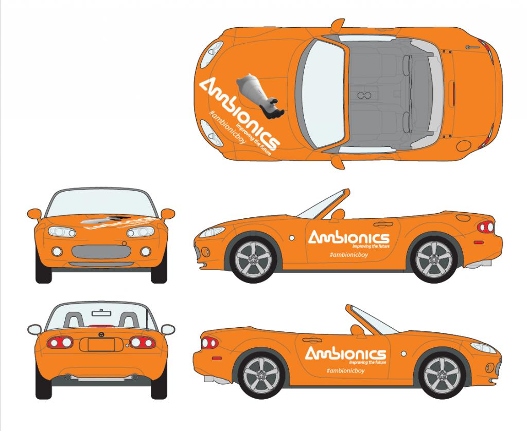 Ambionics Racecar